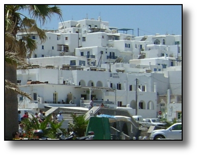 Naoussa Paros Greek Islands